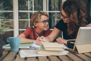 - École à la maison : améliorer l'équipement pour une meilleure concentration