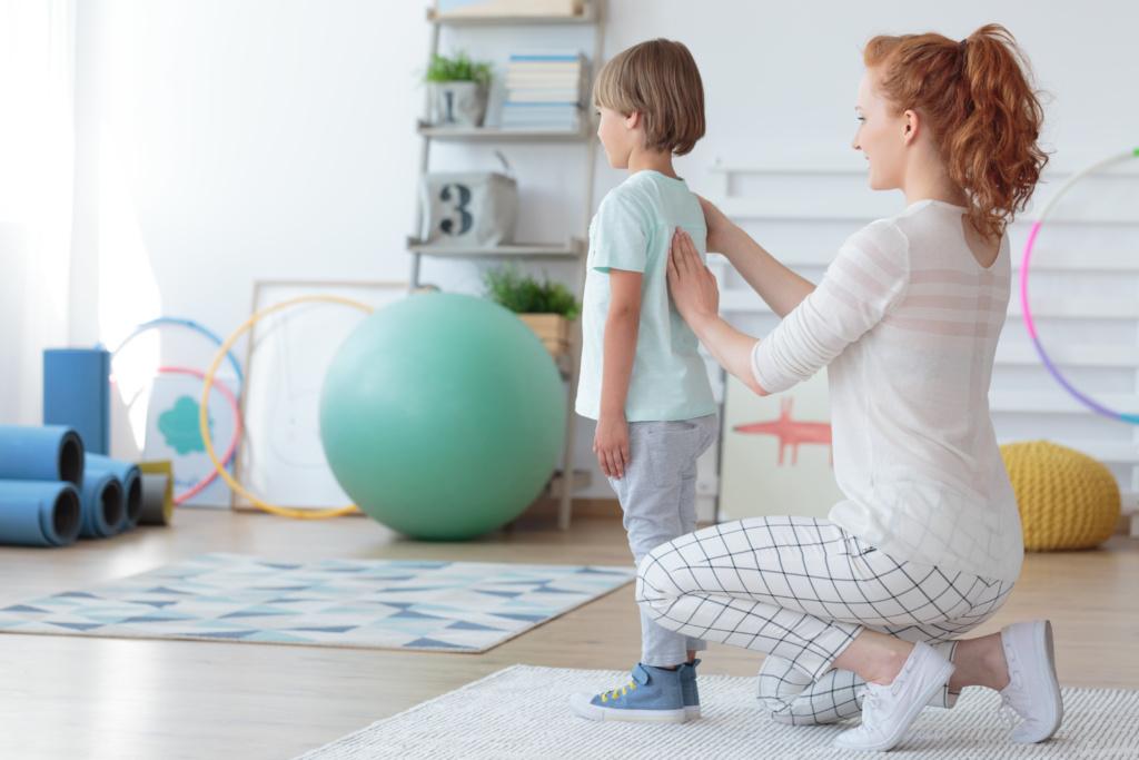 Mal de dos chez l'enfant - Ergonomie