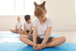 Ergonomie pour les enfants - Etirements