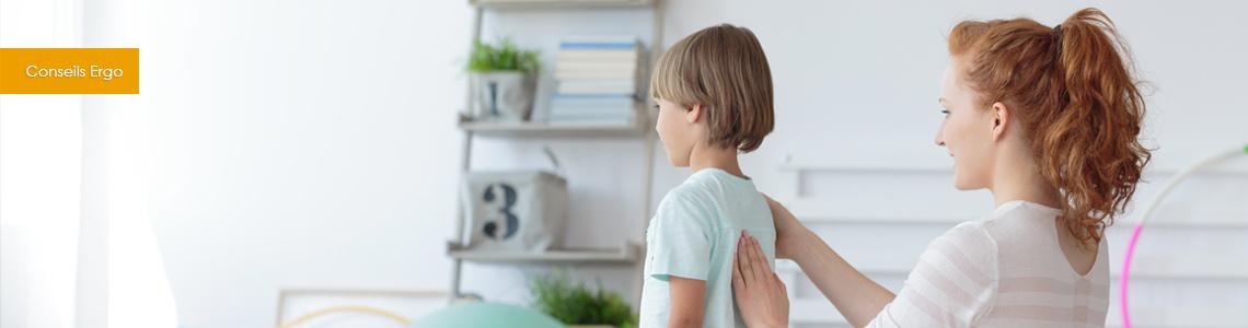 L'ergonomie pour les enfants - Adopter les bonnes postures pour rester en bonne santé