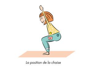 Bienfaits du yoga chez l'enfant