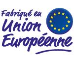 Fabriqué en Union Européenne - Provenance des solutions Azergo