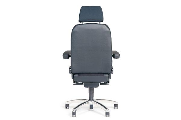 Siège ergonomique Secur 24 pour usage intensif