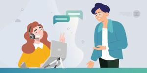 Trop de bruit au travail - Solutions acoustiques