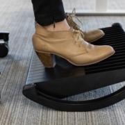 Repose pieds Dopio - Ergonomie et mouvement au bureau ou en télétravail