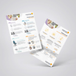 Brochure packs télétravail Azergo - Matériel ergonomique pour télétravailler sans douleur