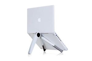 Support PC portable Télétravail - Confort visuel - Ecran PC télétravail