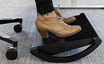 Repose-pieds de bureau pas cher pour limiter les douleurs dans les jambes