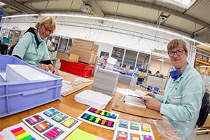 L'Artisanerie et Le Verdier - Entreprises Adaptées - Employés en situation de handicap