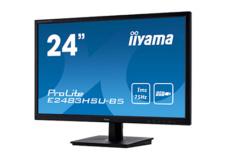Ecran d'ordinateur IIYAMA Azergo Full HD - Ecran large 24 pouces - Réduction reflets et lumière bleue