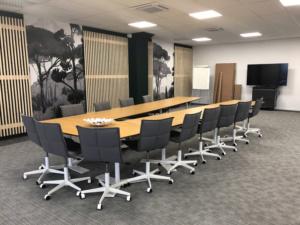 Salle de réunion plénière - Siège social société Azergo à Vourles - Lyon - Rhône-Alpes