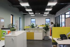 Espace Administration des Ventes et Distribution - Siège social société Azergo à Vourles - Lyon - Rhône-Alpes