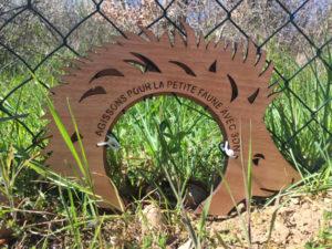 Passage à faune - Circulation sans danger - Protection des espèces
