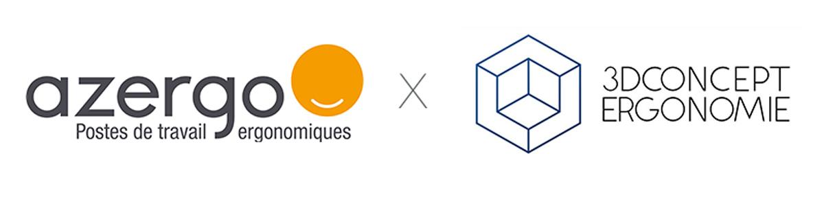 Logos - Azergo-3DConceptErgonomie