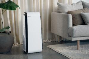 Purificateur HealthProtect - Protection contre les virus et bactéries - Purifier l'air intérieur
