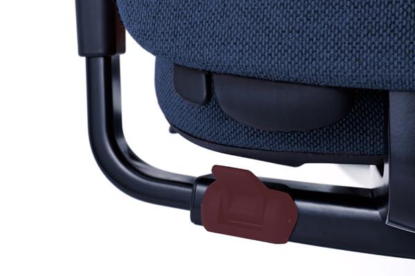 Réglage siège ergonomique - New Logic - Ecartement accoudoirs - siège ergonomique
