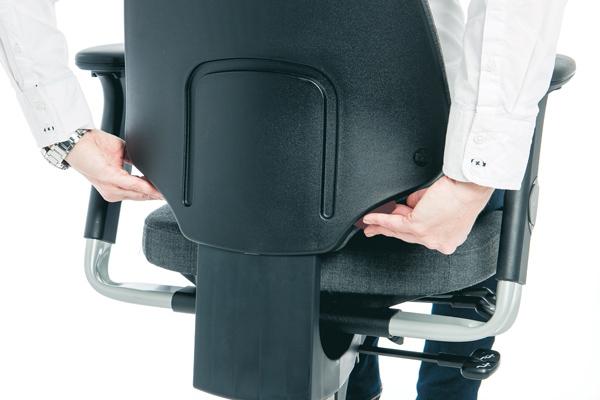 Réglage Siège ergonomique - Activ 220 - Hauteur du dossier