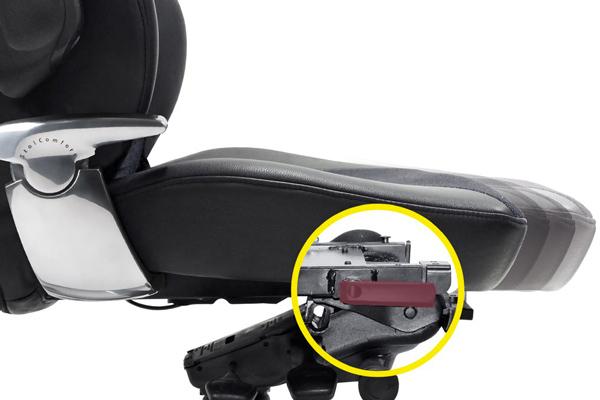 Profondeur de l'assise - Siège ergonomique - 24h/24 douleurs dos - Stohl24
