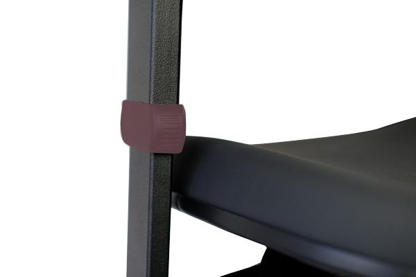 Siège ergonomique - Gamme support - Réglage hauteur dossier