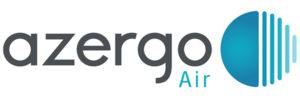 Logo Azergo Air - Améliorer la qualité de l'air au travail