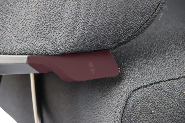 Réglage siège ergonomique - Hauteur dossier