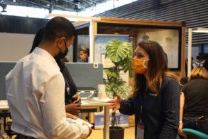 Préventica Lyon 2021 - Rencontre - Echange - Ergonomie - Aménagement de postes de travail