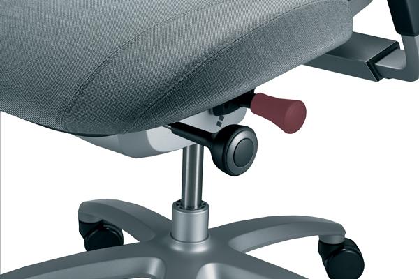 Réglage siège ergonomique - Mereo 220 - Blocage de la bascule