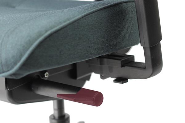 Réglage siège ergonomique - Mojo - Blocage et déblocage bascule