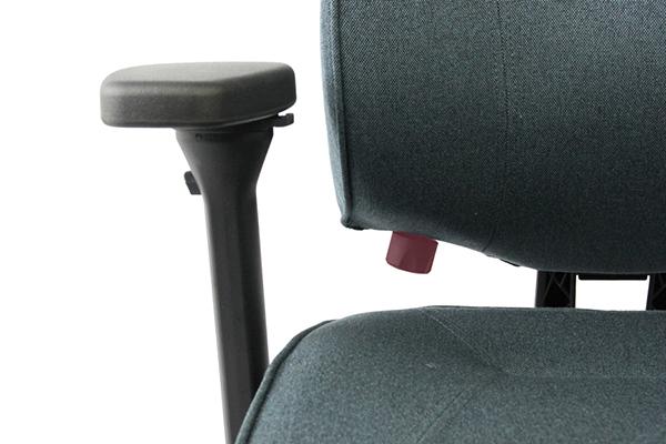Réglage ergonomique - Mojo - Galbe du dossier