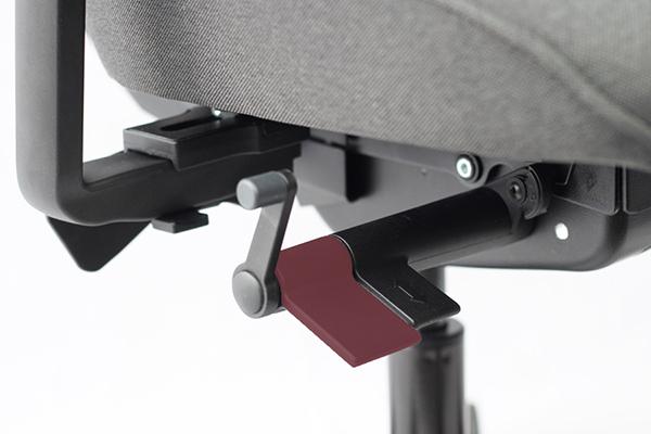 Réglage siège ergonomique - Mojo - Hauteur de l'assise
