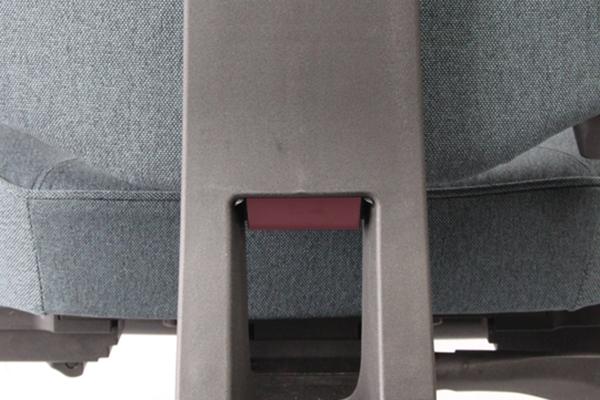Réglage siège ergonomique - Mojo - hauteur de dossier