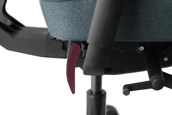 Réglage siège ergonomique - Mojo - Inclinaison de la bascule