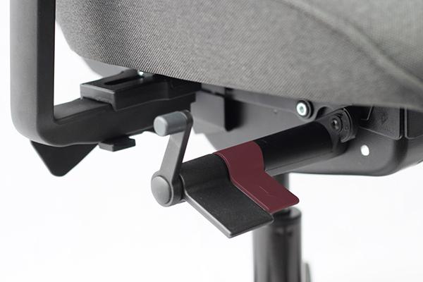 Réglage siège ergonomique - Mode d'emploie - Mojo - Profondeur assise
