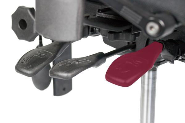 Réglage siège ergonomique - 5000 arthrodèse - Réglage du synchrone