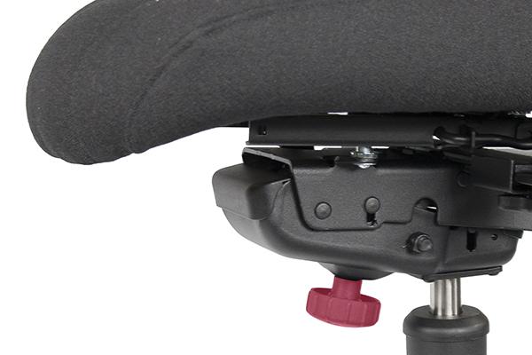 Réglage siège ergonomique - Relactive - Tension de la bascule