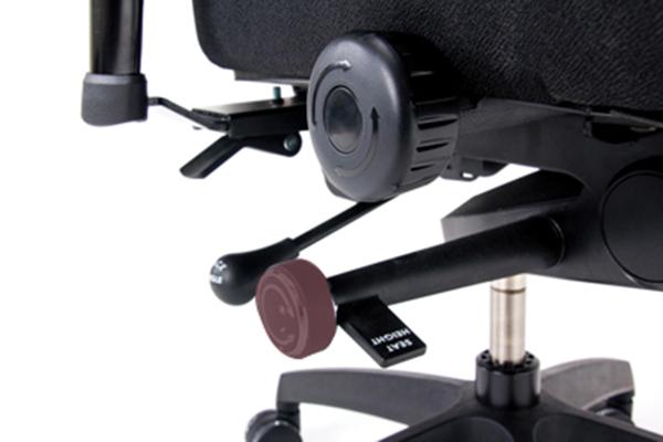 Réglage siège ergonomique - Positiv Plus - Tension de la bascule