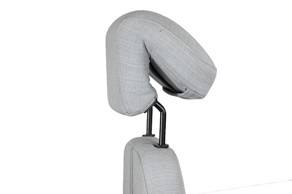 Réglage siège ergonomique - Relactive - Appui tête