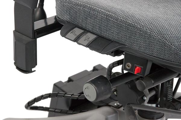 Réglage siège ergonomique - Handicap - Tilto - hauteur de l'assise