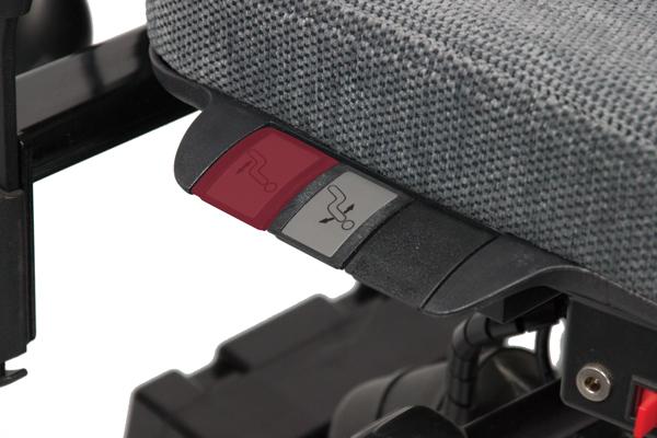 Réglage siège ergonomique - Tilto - Handicap - Profondeur de l'assise