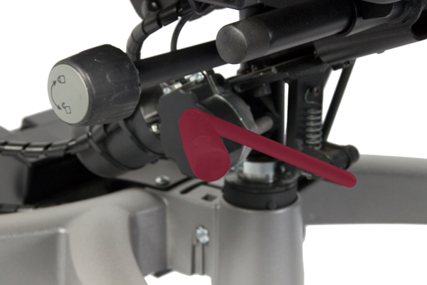 Réglage siège ergonomique - Tilto - Rotation de l'assise