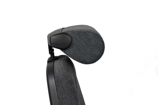 Réglage siège ergonomique - Tilto - Soutien cervical - Têtière