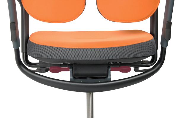 Réglage siège ergonomique - XDB/XBA - Inclinaison de l'assise