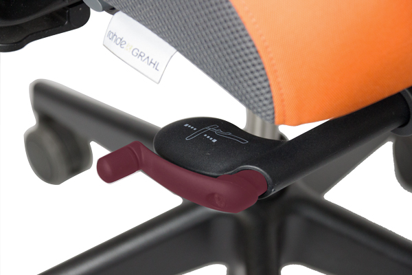 Réglage siège ergonomique - XDB/XBA - Résistance du synchrone