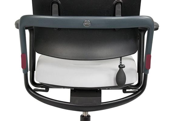 Réglage siège ergonomique - Xenium basic - hauteur du dossier