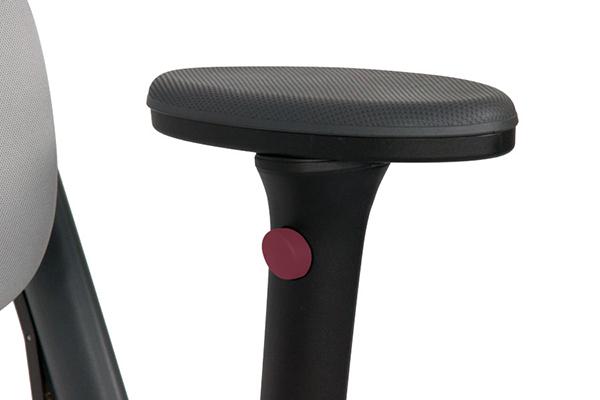 Réglage siège ergonomique - Xenium basic - Accoudoirs